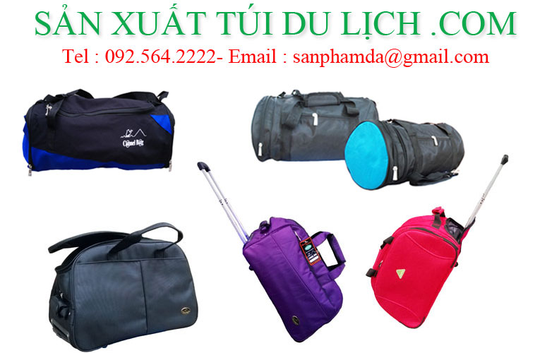 Sản xuất túi du lịch