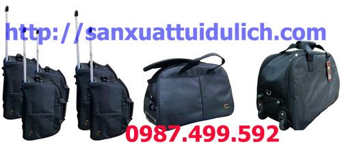 Công ty sản xuất túi du lịch kéo