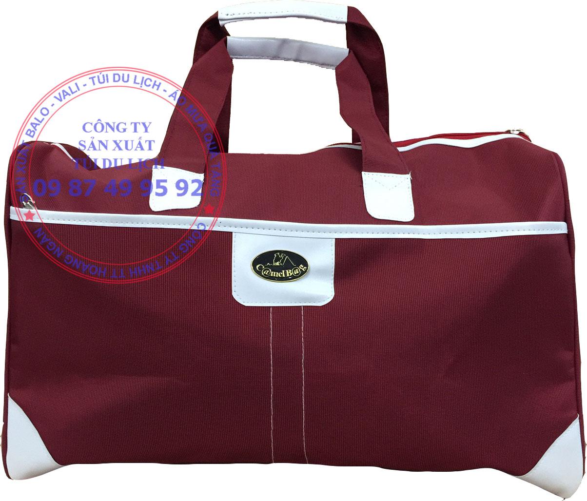 Sản xuất túi du lịch TP Bank