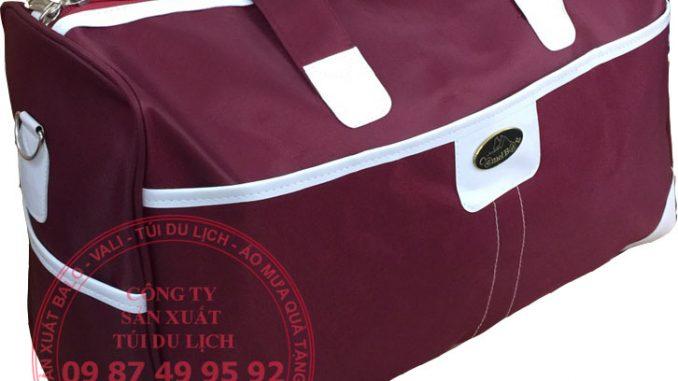 Sản xuất túi du lịch giá rẻ