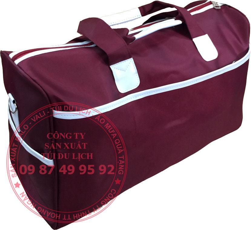 Sản xuất túi xách du lịch theo yêu cầu