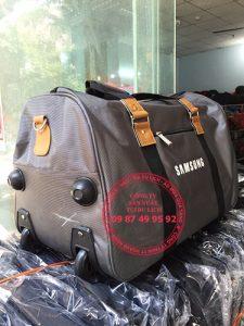 Sản xuất túi kéo Samsung quà tặng