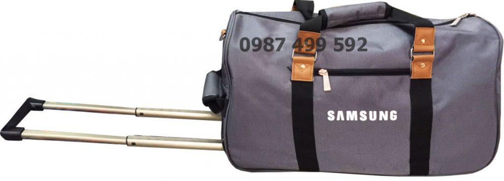 Sản xuất túi du lịch kéo quà tặng