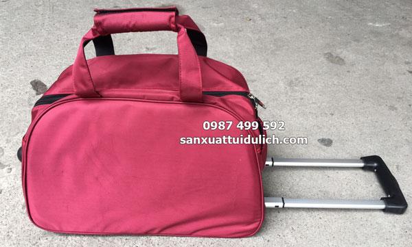 sản xuất túi du lịch kéo