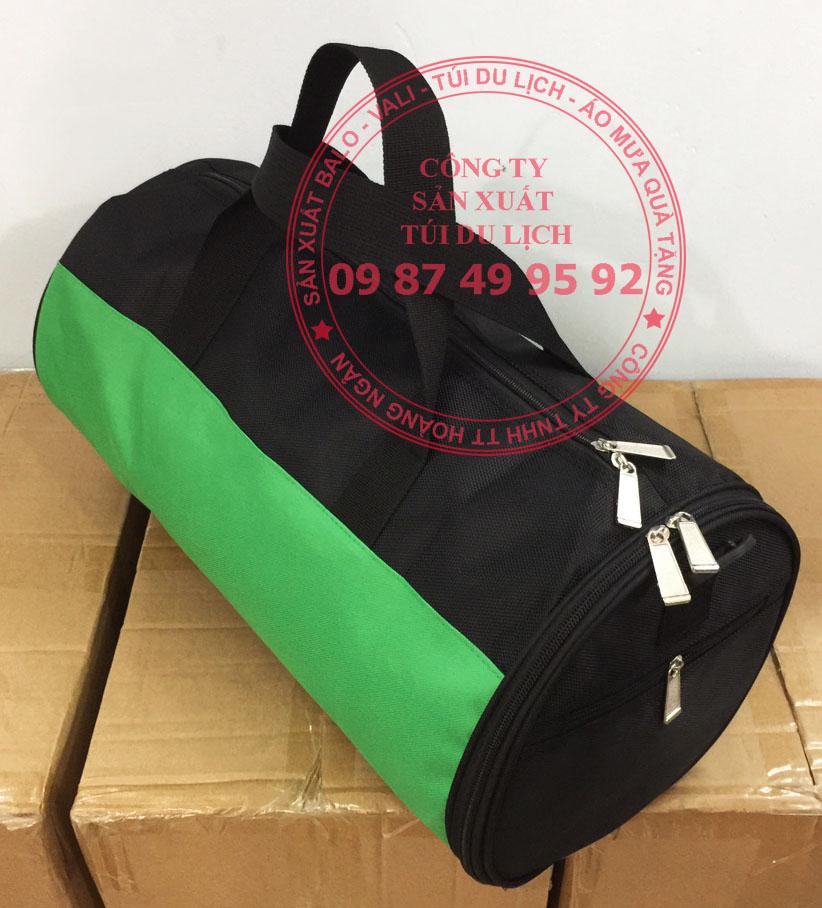 Sản xuất túi trống thể thao