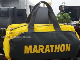 Sản xuất túi trống du lịch