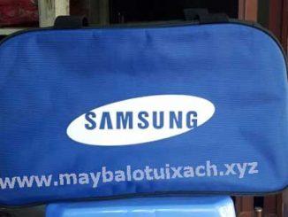 Sản xuất túi du lịch Samsung