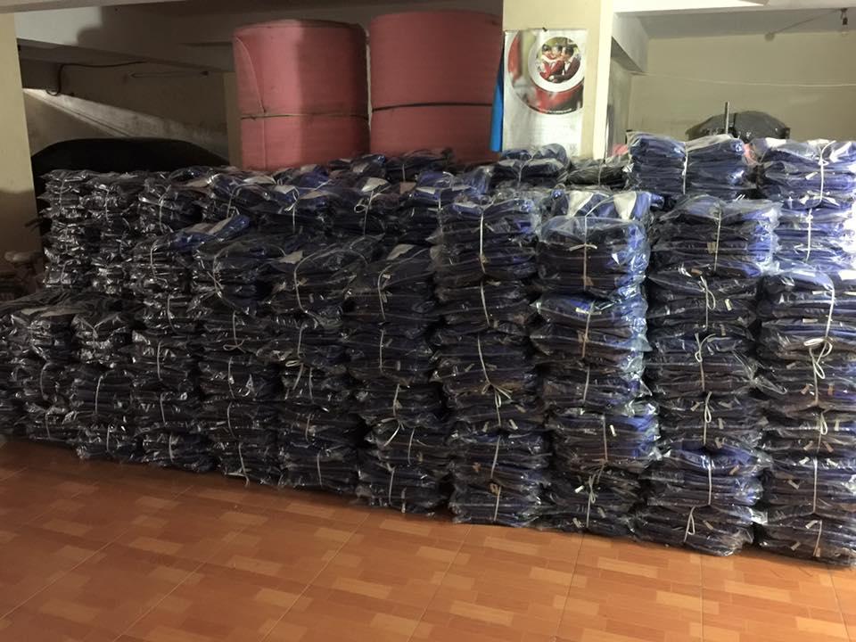 công ty sản xuất balo túi xách Hoàng Ngân