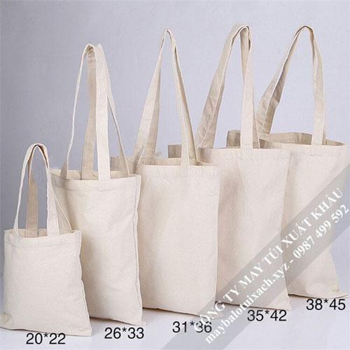 Nhà máy sản xuất túi canvas xuất khẩu