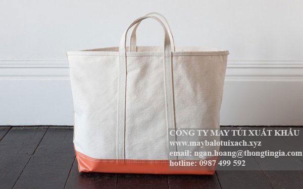 công ty sản xuất túi canvas xuất khẩu