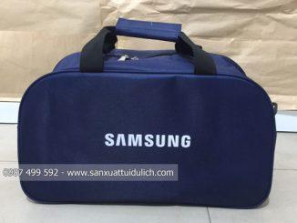 Mẫu túi du lịch quà tặng Samsung