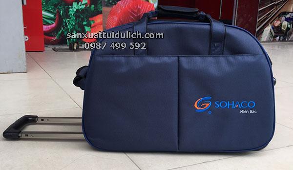 Túi kéo du lịch quà tặng Sohaco