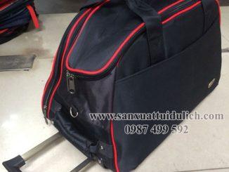 Sản xuất túi kéo du lịch K02
