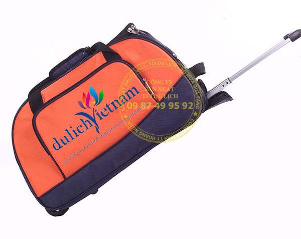 Mẫu túi du lịch kéo sản xuất theo yêu cầu