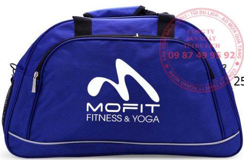 Sản xuất túi du lịch quà tặng Mofit