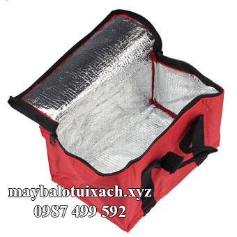 Sản xuất túi giữ nhiệt cỡ lớn