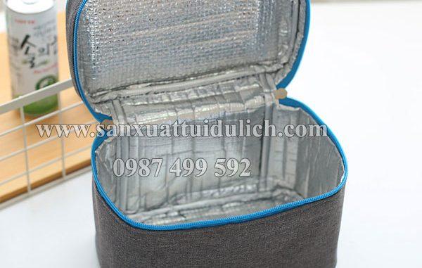 Mẫu túi giữ nhiệt đựng hộp cơm