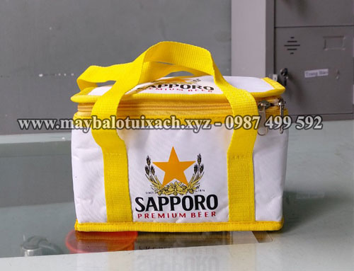 Sản xuất túi giữ nhiệt Sapporo