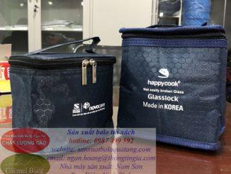 Sản xuất túi giữ nhiệt theo yêu cầu