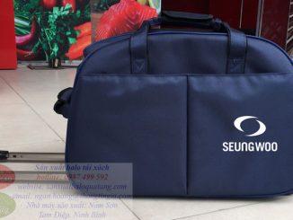 Sản xuất túi du lịch kéo Seungwoo