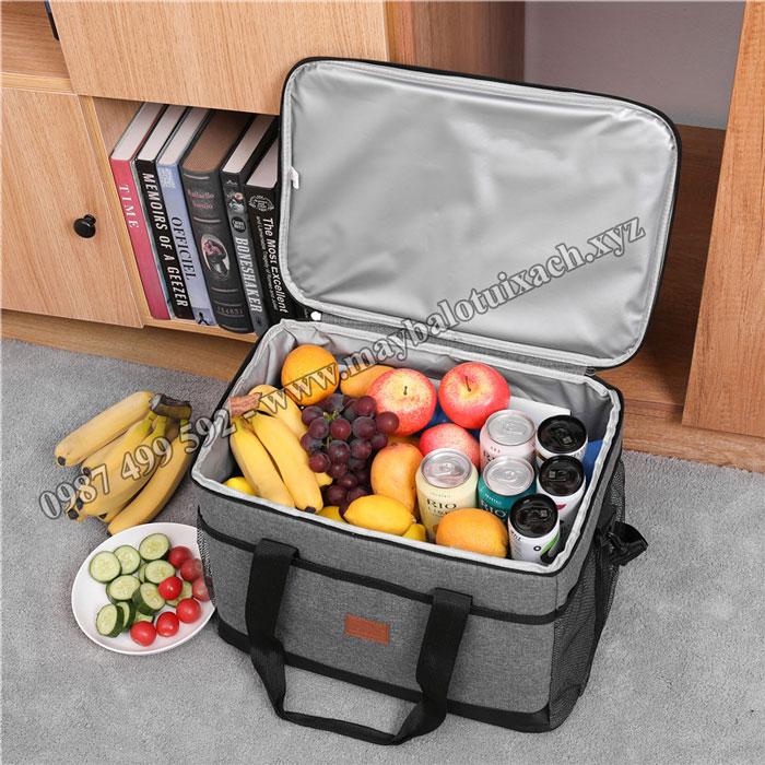 Túi giữ nhiệt lạnh sản xuất theo yêu cầu