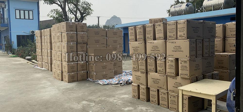 Nhà máy sản xuất túi giữ nhiệt xuất khẩu